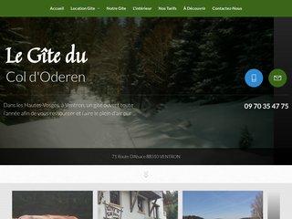 Gîte Du Col d'Oderen
