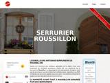 Serrurier Roussillon