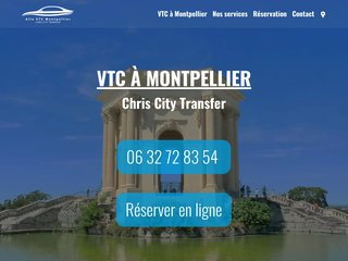 VTC  à Montpellier - Chris City Transfer