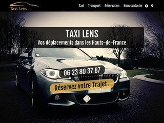 Taxi à Lens - transport conventionné dans le Pas-de-Calais