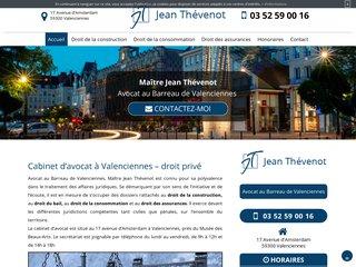Votre avocat en droit de la construction à Valenciennes