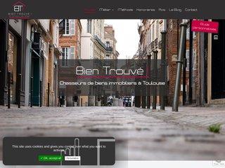Chasseur immobilier Toulouse, Colomiers, Tournefeuille - Bien Trouvé !