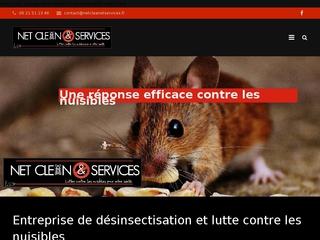 Désinsectisation 93 - NET CLEAN ET SERVICES