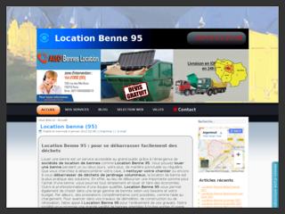 Service de location de bennes dans l'Oise