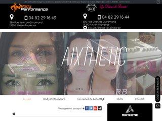 Institut de beauté à Aix-en-Provence