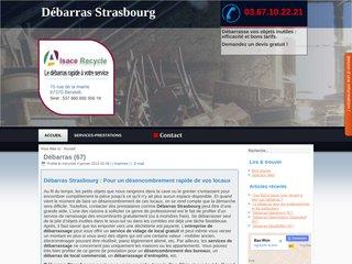 Entreprise de débarras à Strasbourg