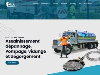 SAHP | Dépannage Assainissement à paris & l'île de France