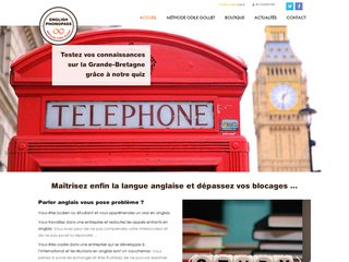 English Phono Pass – prononciation anglais en ligne