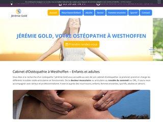 Consulter un ostéopathe à Westhoffen