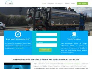 Assainissement Herblay - Albert Assainissement Val d'Oise