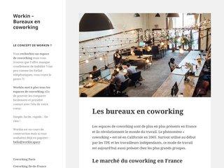 Workin : les meilleurs espaces de coworking