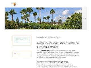 Préparer votre séjour à la grande Canarie