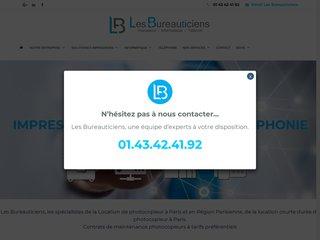 Location photocopieur Paris