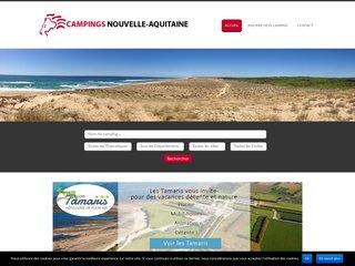 les meilleurs campings Aquitaine