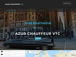 Chauffeur VTC à Nice