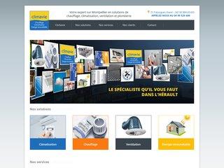 Climavie, installateur de climatisation à Montpellier
