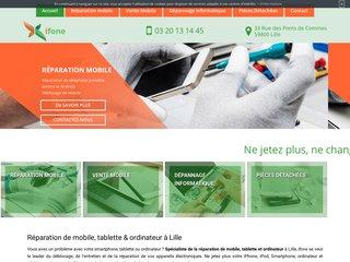 Réparation de mobile à Lille : Ifone