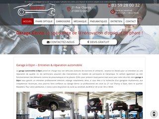 Garage d'automobile à Dijon : Garage Gerno