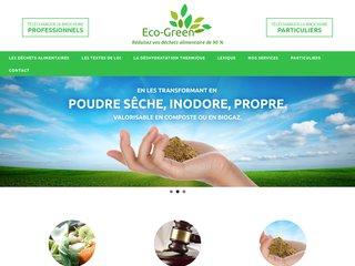 Ecogreen valorise vos déchets organiques