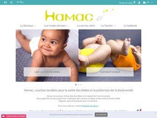 Hamac – couche lavable mode d'emploi