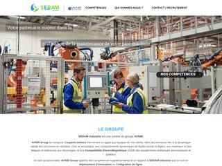 SERAM Industrie : Prestataire de maintenance industrielle