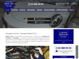 Trouver un garage d'auto à Uccle
