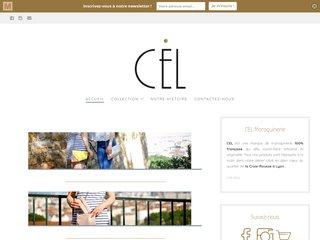 CEL : maroquinerie artisanale