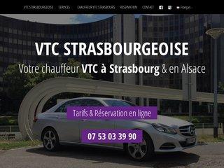 Votre VTC à Strasbourg Haut-de-gamme