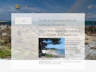 Visite du golfe du Morbihan