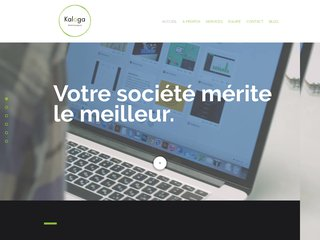 Kaloga | Marketing Agency pour indépendants à Mouscron