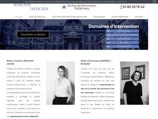 Avocat spécialiste en droit du divorce à Paris