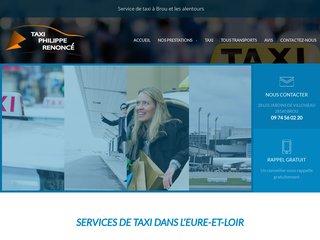 Taxi Philippe Renoncé