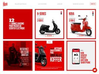 Les Nouveaux scooters – test scooter electrique