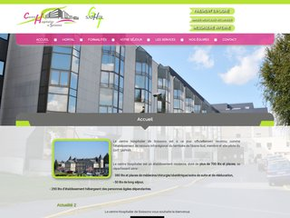 Hôpital à Soissons