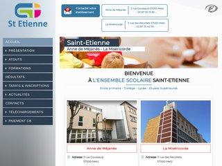 école privée Metz : Ensemble scolaire Saint-Etienne
