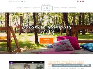 La Parenthese : camping Bergerac