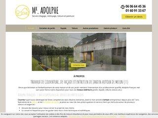 Couverture : ADOLPHE à DAMMARIE LES LYS (77)