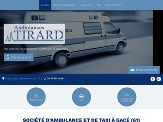 Ambulances TIRARD