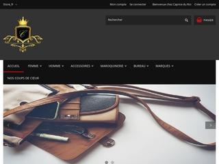 Caprice du Roi - Vente en ligne de produits de luxe