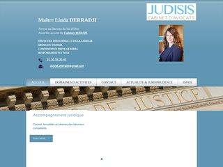 Me Linda Derradji | Cabinet JUDISIS