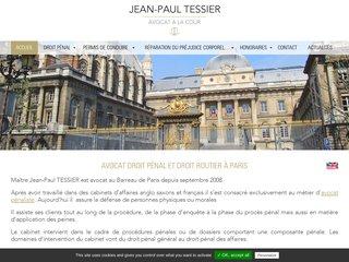 Me Jean-Paul TESSIER Avocat