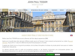 Me Jean-Paul TESSIER Avocat Pénaliste
