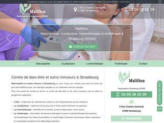 Votre naturopathe à Strasbourg