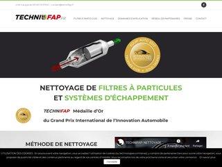 Nettoyez les filtres à particules avec TechniFap