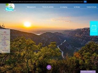 Camping Clos de Barbey - Gorges du Verdon