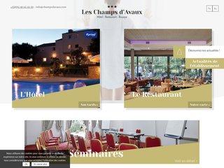 Hôtel et restaurant près de l'aéroport de Nantes