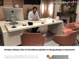 Cabinet du Dr Belhassen Chirurgien esthétique à Nice