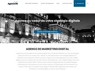 Agence SEO et Marketing Digital