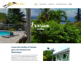 Location vacance villa Martinique
