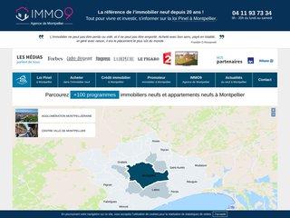 Leader du secteur immobilier neuf à Montpellier